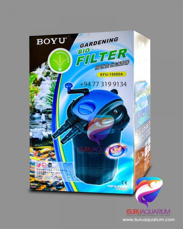 BOYU EFU 15000A Garden filter
