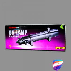 ATMAN UV Lamp UV-36W