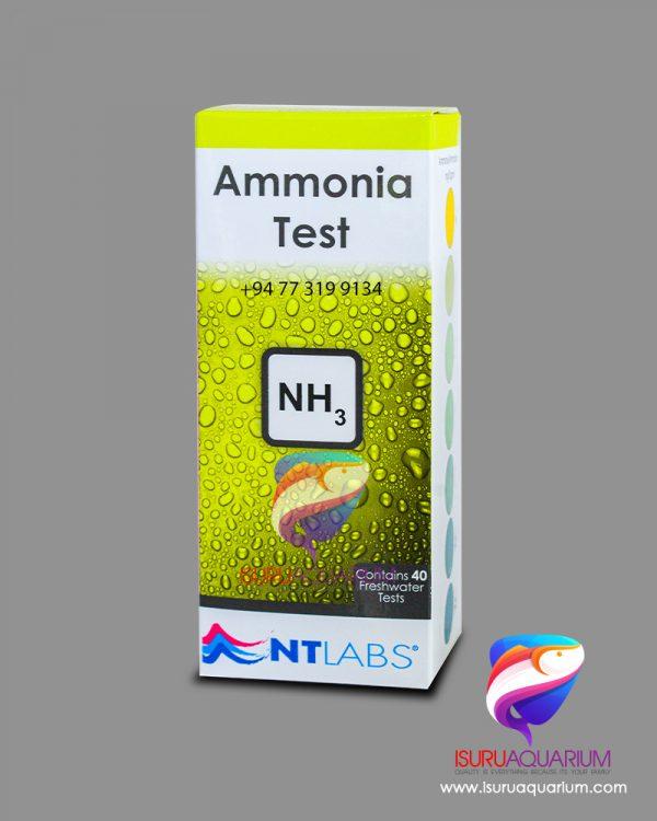 NTLABS NH3 Ammonia Test
