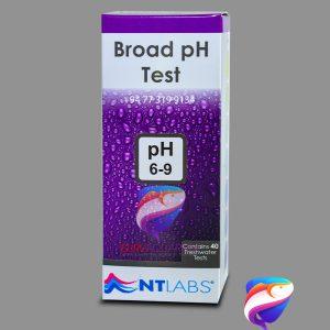 NTLABS Broad PH Test