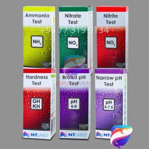 NTLABS The Aquarium Lab Multi Test Kit