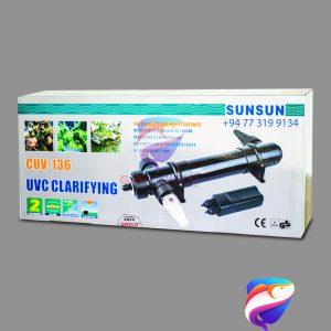 SUNSUN CUV 136UVC Clarifying UV Light