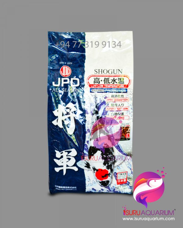 JPD SHOGUN All Season Food