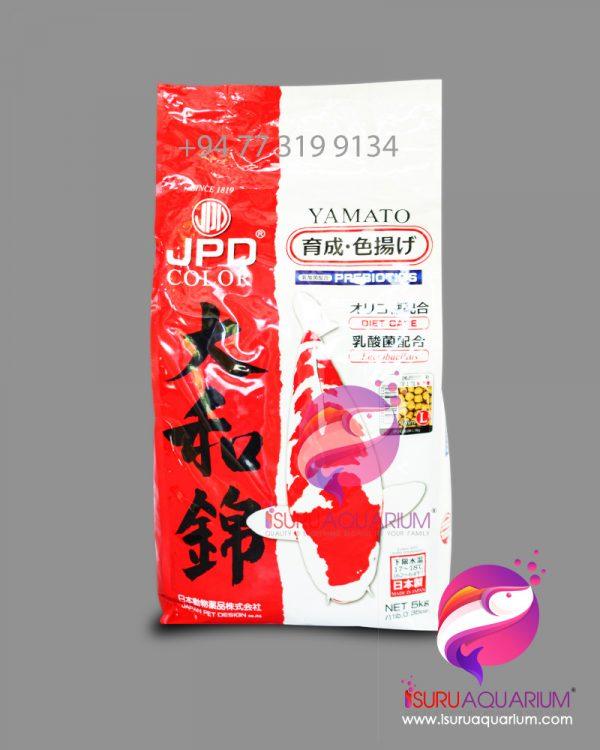 JPD YAMATO Color Enhancer Diet 5kg