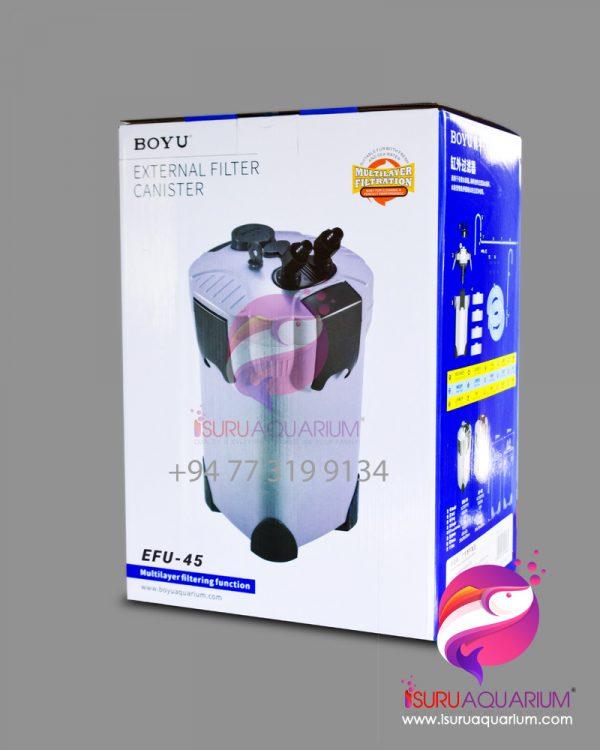 Boyu EFU-45 Canister Filter