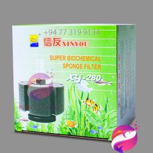 XINYOU XY 280 Bio Sponge Filter